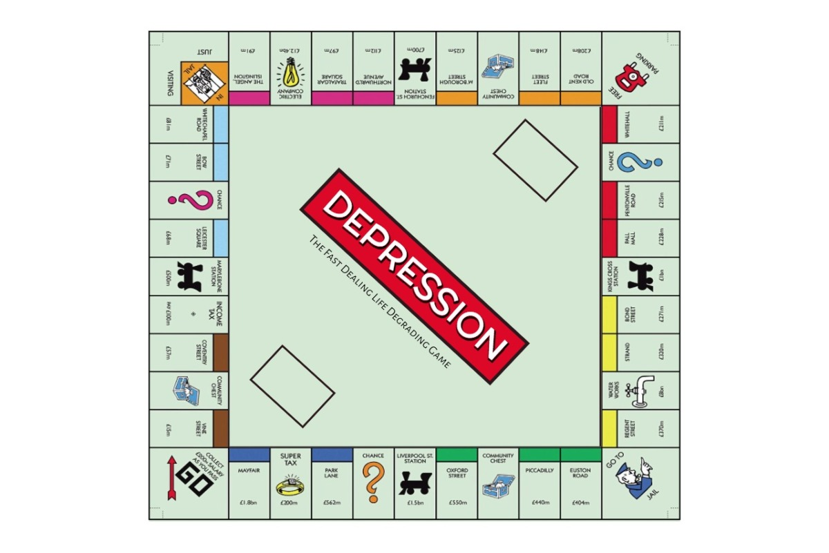 #35 Depression - 'The Unwinnable Game'